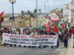 NATO no - Andalucia against the base!