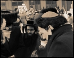 Jews - orthodox and secular - protest the siege of Gaza