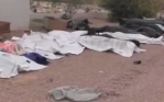 Bodies of victims in Sirte