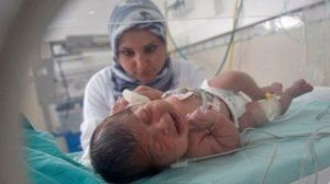 In March 2012 disputed reports suggested an infant was reported to have died in Gaza City in the north of the Gaza Strip after the generator powering his respirator ceased operation due to a fuel shortage. Human Rights First advocates bringing this to Syria.