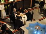 Kerrys and Assads dinner